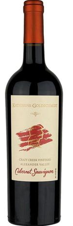 Katherine Goldschmidt Cabernet Sauvignon Crazy Creek Vineyard